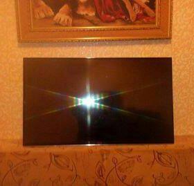 LED жк телевизор