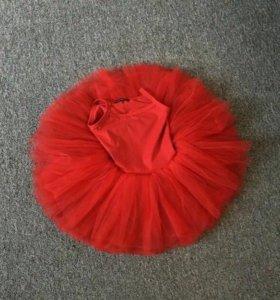 Пышное платье пачка