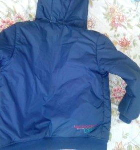 Куртка 128 на мальчика