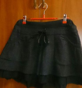 Шерстяная юбка. Торг