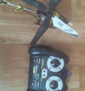 Радио управляемый самолёт