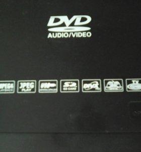 Портотивный DVD