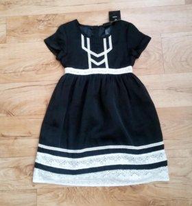 платье на девочку рост 134