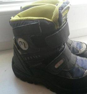 Зимние ботинки (сапоги) mursu р24