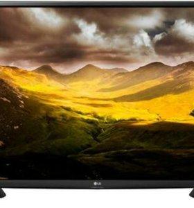 Новый телевизор LG 32LH570U