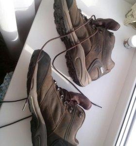 Зимние ботинки New Balance.