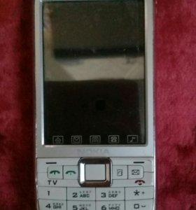 Телефон TV mobile на 2 сим- карты.