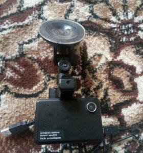 Видеорегистратор Intego VX-300 DUAL
