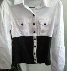 Рубашка новая, 40размер