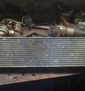 Радиатор аллюминивый