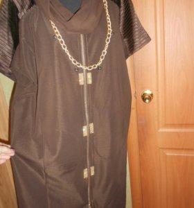 Платье новое р.54-56