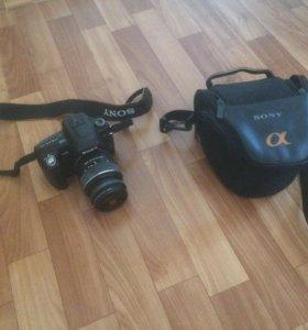 Фотоаппарат SONY A450