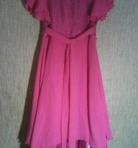 Детское платье на 9-10 лет