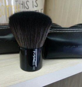 Кисть для макияжа 182 натуральный ворс