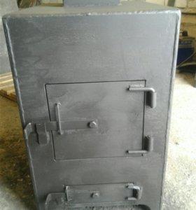 Печь отопительная для дачи или гаража