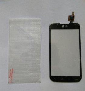 Тачскрин и стекло lg p715(l7II optimus)