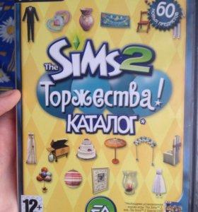 Sims 2, каталог.