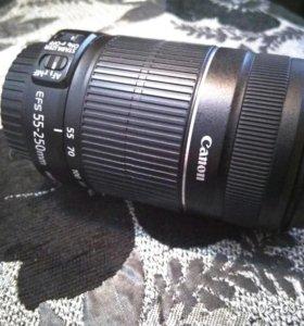 Canon Eos 55-250 mm