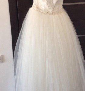 ❗️❗️срочно свадебное  платье❗️❗️