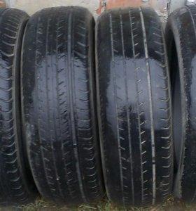 Летняя резина Dunlop 225/60 R18