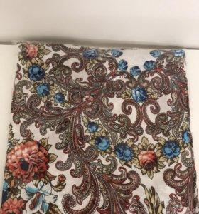 Павлопасадский платок , разные цвета