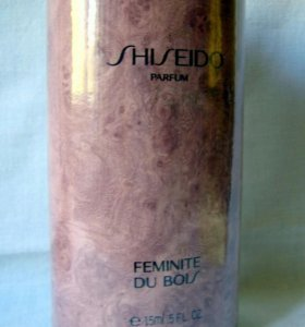 Feminite Du Bois 15ml. parfum. women Раритет