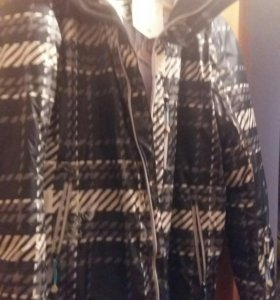 Куртка горнолыжная новая