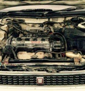 Двигатель 5 A-FE