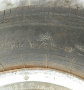 Колёса на ваз 2101