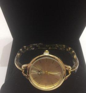 Изящные женские часы Calvin Klein