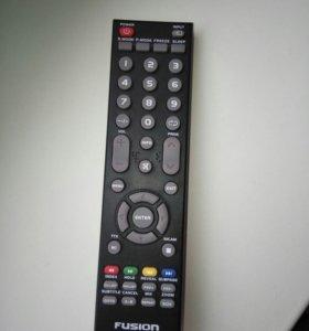 Пульт от телевизора Fusion