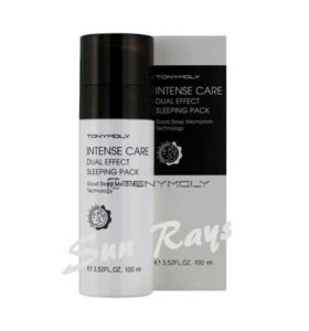 [TONY MOLY] Intense Care Dual Effect Sleeping Pack