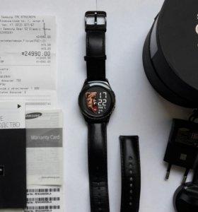 Samsung Gear s2 classic. Умные часы