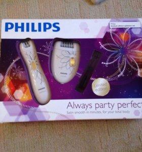 Эпилятор Philips HP6540
