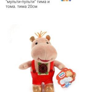 Игрушка озвученая из мф Тима Тома