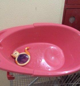 Детская ванночка бесплатно