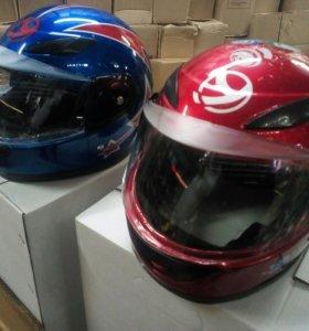 Детские шлема