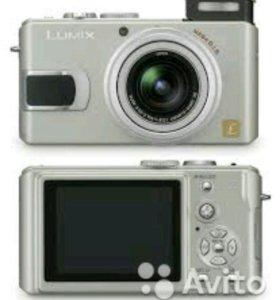 Фотоаппарат Panasonic Lumix DMC-LX1