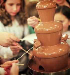 Шоколадный фонтан (высота 40 см)