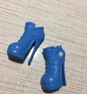 Красивые туфельки для куклы