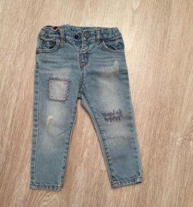 Zara джинсы