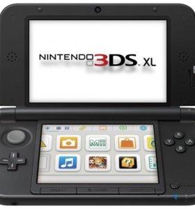 Nintendo 3ds xl grey