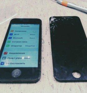 Ремонт/Прошивка iOS/Android