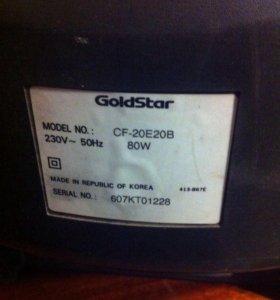 Телевизор gold star 50см диагональ
