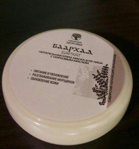 Крем-маска с норковая маслом