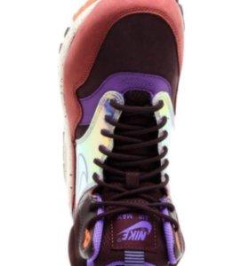 Сникеры wmns AIR MAX 1 MID snkrbt WP, Nike