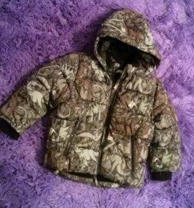Куртка n&m, зима