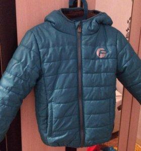 Куртка весна размер 104