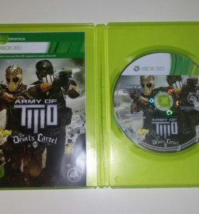 Игра для Xbox 360 Army of two: the deuil's cartel
