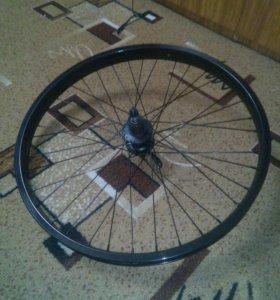 Спицевание колес